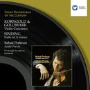 Korngold & Goldmark: Violin Concertos/Itzhak Perlman/André Previn