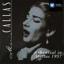 Maria Callas in Rehearsal in Dallas 1957/Maria Callas