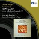 Monteverdi: 1610 Vespers/Andrew Parrott