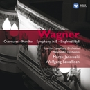 Wagner: Overtures - Marches - Symphony in E - Siegfried Idyll/Wolfgang Sawallisch