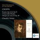 Chopin: Études Op.10 and Op.25/Claudio Arrau