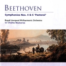 Beethoven Symphonies Nos. 4 & 6 'Pastoral'/Sir Charles Mackerras/Royal Liverpool Philharmonic Orchestra