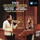 Bach: Violin Concertos & Concerto for 2 Violins/Anne-Sophie Mutter