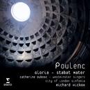Poulenc Gloria Stabat Mater/Richard Hickox/City of London Sinfonia