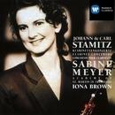 Carl & Johann Stamitz: Klarinettenkonzerte/Sabine Meyer/Academy Of St. Martin In The Fields/Iona Brown