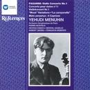 Paganini: Violin Concerto No. 1, etc/Yehudi Menuhin/Orchestre Symphonique de Paris/Pierre Monteux/Hubert Giesen/Marcel Gazelle/Ferguson Webster/George Enescu