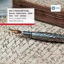 Bach: Piano Transcriptions/Bruno-Leonardo Gelber