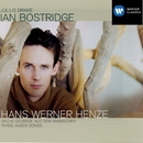Henze: Songs/Ian Bostridge/Julius Drake