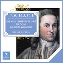 Bach: The Well-Tempered Clavier, Goldberg Variations & Toccatas/Bob van Asperen
