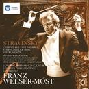 Stravinsky: Oedipus Rex, Firebird & Symphonies of Wind Instruments/Franz Welser-Möst