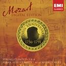 Mozart Digital Edition: String Quintets Nos 3 & 4/Alban Berg Quartett/Markus Wolf