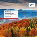 Beethoven: Symphonies Nos 2&4/Rudolf Kempe/Münchner Philharmoniker