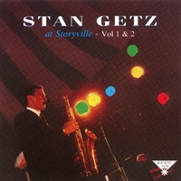 Stan Getz At Storyville Vol I & II