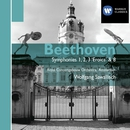 "Beethoven: Symphonies Nos 1, 2, 3, ""Eroica"" & 8/Wolfgang Sawallisch"