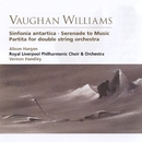 Vaughan Williams Sinfonia antartica, Serenade to Music, Partita for double string orchestra/Vernon Handley