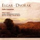 Elgar & Dvorák Cello Concertos/Robert Cohen/London Philharmonic Orchestra/Norman Del Mar/Zdenek Mácal
