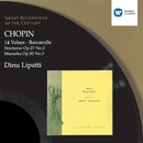 Chopin: 14 Waltzes/Barcarolle/Nocturne in D flat/Mazurka in C sharp minor/Dinu Lipatti