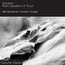 Schubert - Trout Quintet/Alban Berg Quartett/Elisabeth Leonskaja/Georg Hörtnagel