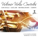 Virtuoso Violin Concertos/Jean-Jacques Kantorow/Orchestre d'Auvergne