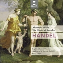 Haendel : Alexander's Feast/Sir Philip Ledger