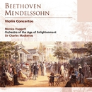 Beethoven & Mendelssohn Violin Concertos/Monica Huggett/Orchestra of the Age of Enlightenment/Sir Charles Mackerras