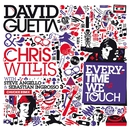 Every Time We Touch [Chuckie Remix]/David Guetta