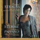 Strauss: Four Last Songs; Final Scenes/Nina Stemme/Antonio Pappano/Orchestra of the Royal Opera House, Covent Garden