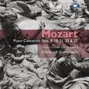 Mozart: Piano Concerto Nos. 9,19,21,23 & 27/Christoph Eschenbach