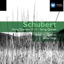 Schubert: String Quartets 13-15 & String Quintet/Hungarian Quartet/Laszlo Varga