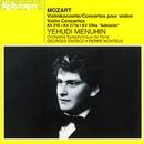 Mozart: Violin Concertos/Yehudi Menuhin/Orchestre Symphonique de Paris/George Enescu/Pierre Monteux