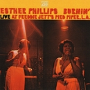 Burnin' (Live At Freddie Jetts's Pied Piper, L.A.)/Esther Phillips
