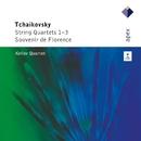 Tchaikovsky : String Quartets 1-3 & Souvenir de Florence/Keller Quartett