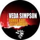 Oohhh Baby - 2014 Remixes/Veda Simpson