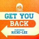 Get you back feat. Ricki-Lee (Radio Mix)/Wally Lopez
