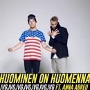 Huominen on huomenna (feat. Anna Abreu)/JVG