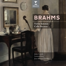 Brahms: Cello & Violin Sonatas/Jaime Laredo/Leonard Rose/Jean-Bernard Pommier