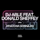 Whatcha Gonna Do (feat. Donald Sheffey)/DJ Able