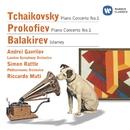 Prokofiev/Tchaikovsky: Piano Concertos etc./Andrei Gavrilov
