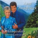 Schlagerhits - 16 Dansktop Perler På Tysk/Astrid Breck/Freddy Breck