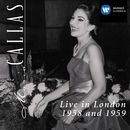 Maria Callas LIve in London 1958 & 1959/Maria Callas