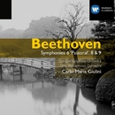 "Beethoven: Symphonies Nos 6, ""Pastoral"", 8 & 9, ""Choral""/Carlo Maria Giulini"