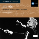 Haydn: Symphony Nos 83, 101 & 104/Herbert von Karajan/Berliner Philharmoniker