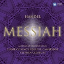 Handel: Messiah/Choir of King's College, Cambridge