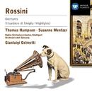 Rossini: Overtures & Opera Arias/Gianluigi Gelmetti/Thomas Hampson/Susanne Mentzer
