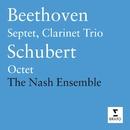 Beethoven - Septet; Clarinet Trio / Schubert - Octet/Nash Ensemble