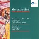 Shostakovich: Piano Concerto No. 1 + 2/Symphony No. 1/3 Fantastic Dances/Paavo Berglund/Bournemouth Symphony Orchestra/Efrem Kurtz/Philharmonia Orchestra/Cristina Ortiz