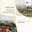 Debussy: Orchestral Works I/Jean Martinon/Orchestre National de l'O.R.T.F.