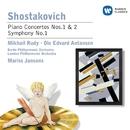 Shostakovich : Concerto for Piano, Trumpet, Strings/Piano Concerto No.2/Symphony No.1/Mikhail Rudy/Berliner Philharmoniker/Mariss Jansons
