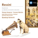 Rossini: Overtures & Opera Arias/Thomas Hampson/Gianluigi Gelmetti/Susanne Mentzer