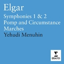 Elgar: Pomp and Circumstance Marches - Symphonies 1&2/Yehudi Menuhin/Royal Philharmonic Orchestra